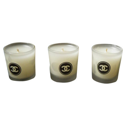 Chanel scented candles
