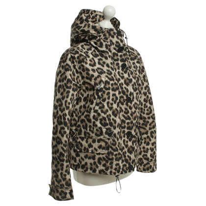Michael Kors Jacket with leopard print