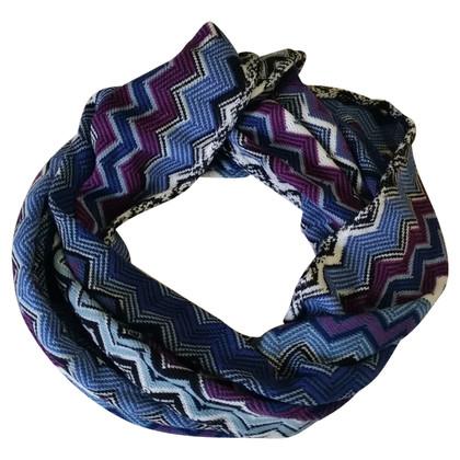 Missoni wool scarf