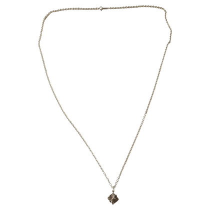 Tiffany & Co. Silver chain with pendant