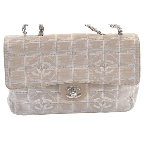 Chanel Borsa a tracolla in Marrone - Second hand Chanel Borsa a ... 7b7cccc7820