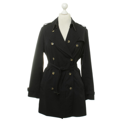 Burberry Trench coat in dark blue