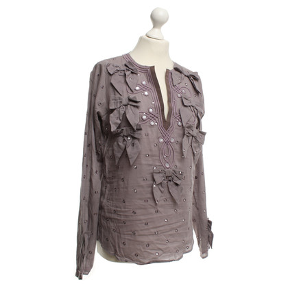 Viktor & Rolf Blouse with loops