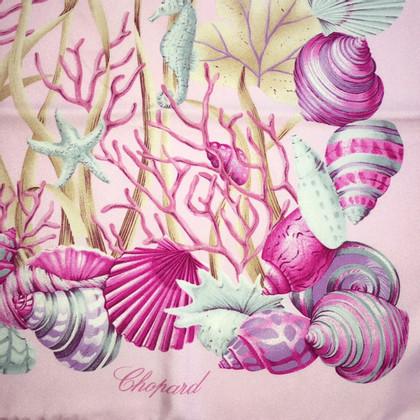 Chopard foulard de soie