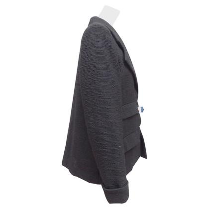 Chanel Bouclé blazer with pockets