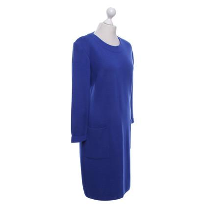 Yves Saint Laurent Kleid in Blau