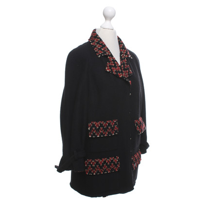 Chanel Blazer with pattern