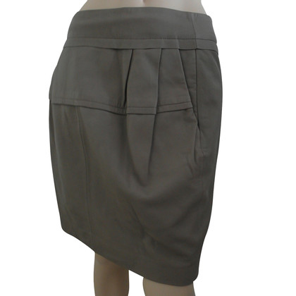 Dorothee Schumacher skirt leather skirt
