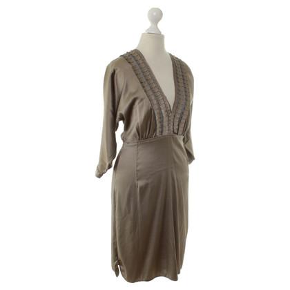 Bruuns Bazaar Kleid in Taupe