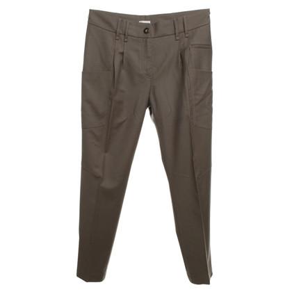 Brunello Cucinelli Pantaloni in cachi