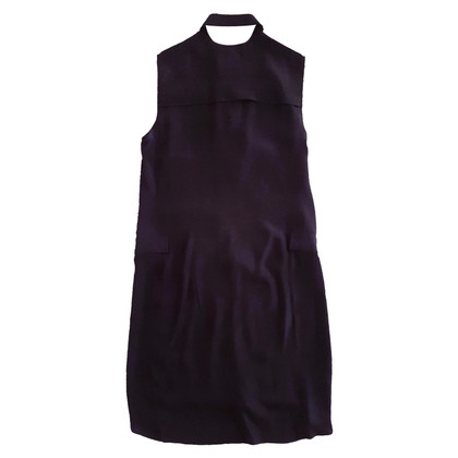 Alexander Wang Apron burgundy dress