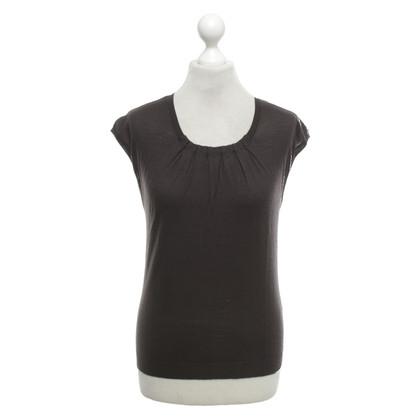 Hugo Boss Knit top in marrone