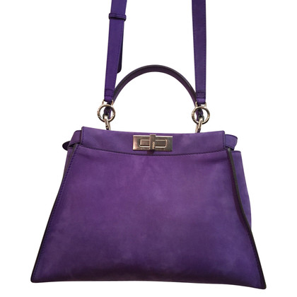 "Fendi ""Regular Peekaboo Bag"""