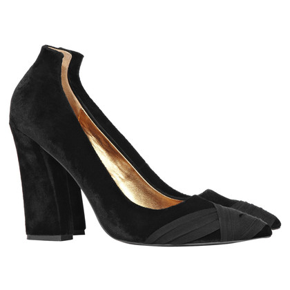 Reiss zwart pumps