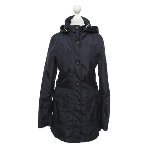 running shoes attractive price outlet on sale Marc O'Polo Jacke/Mantel in Blau - Second Hand Marc O'Polo ...