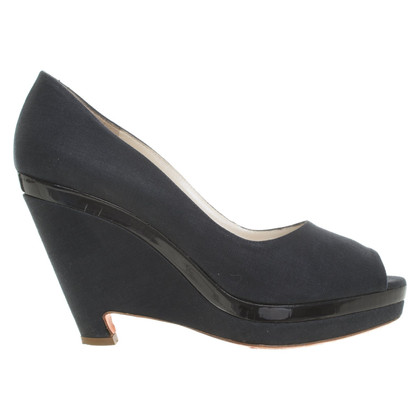 Jil Sander pumps in dark blue