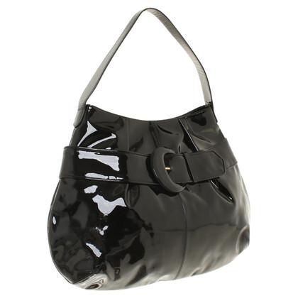 L.K. Bennett Patent leather handbag