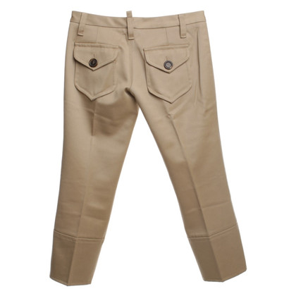 Dsquared2 Beige 3/4 pants