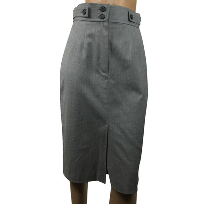 Michael Kors skirt herringbone pattern