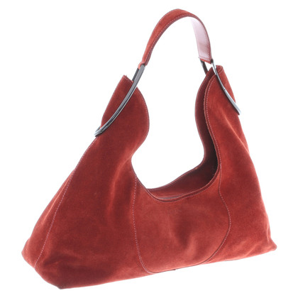 Furla Handbag in rust