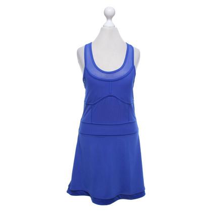 Stella McCartney for Adidas Tennis dress in blue