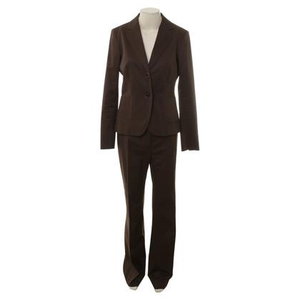 Max Mara Pantalon de costume en marron
