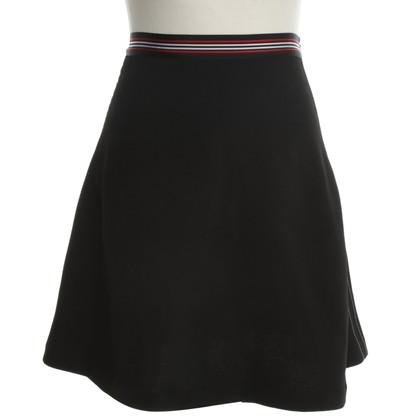 Sandro skirt in black