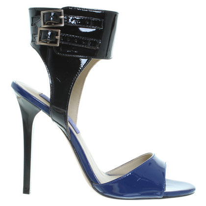 Jimmy Choo for H&M Sandali in nero e blu