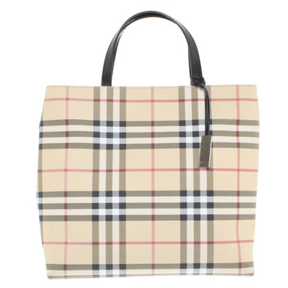 Burberry Handbag in crema