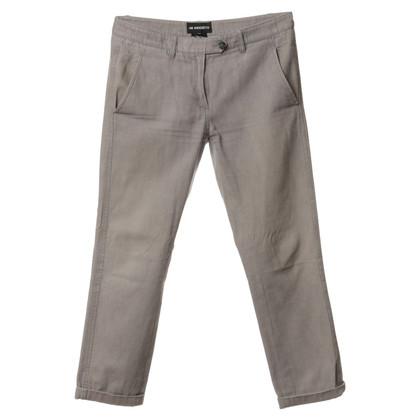 Ann Demeulemeester Pantaloni in grigio