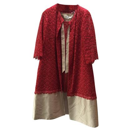Marina Rinaldi dress and coat
