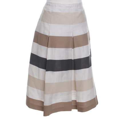 Max Mara striped skirt