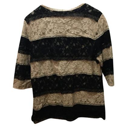 Twin-Set Simona Barbieri Shirt made of lace