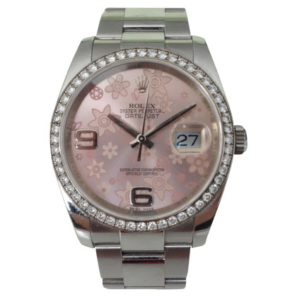 "Rolex ""Datejust Diamond"""