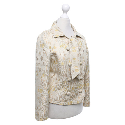 Red Valentino Short jacket with brocade pattern