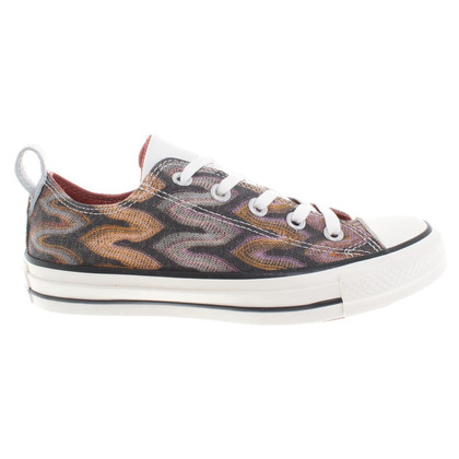 Missoni High-Top-Sneakers