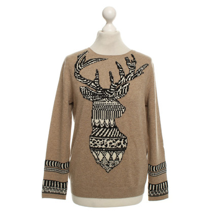 Marc Cain Sweater with embroidery