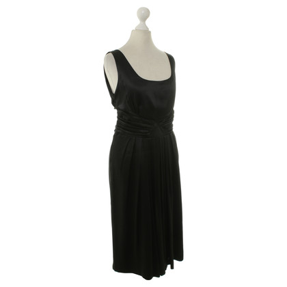 Calvin Klein Silk dress in black