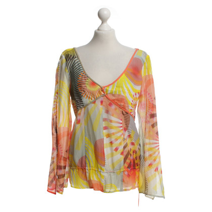 Marc Cain Blouse in Multicolor