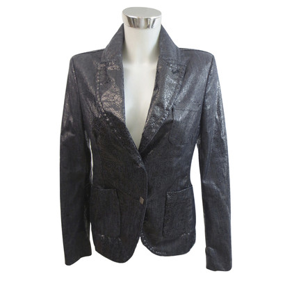 Drykorn Blazer leather