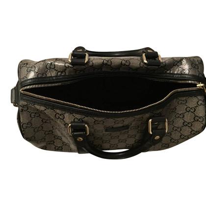 Gucci Joy medium Crystal lame Boston bag