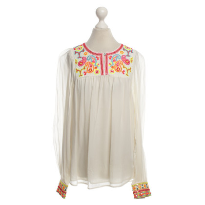 Matthew Williamson for H&M Blouse with embroidery