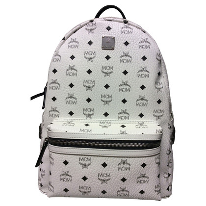 MCM Backpack with Monogram-pattern