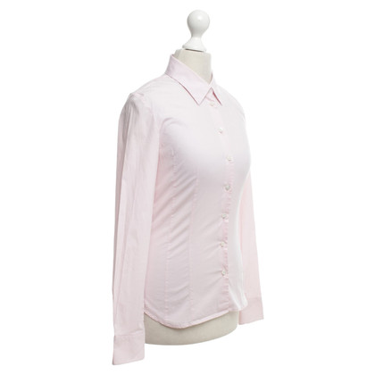 Hugo Boss Classic blouse in pink