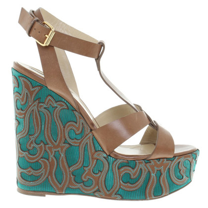 Etro Sandals with Plateau