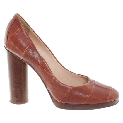 Dolce & Gabbana pumps in copper