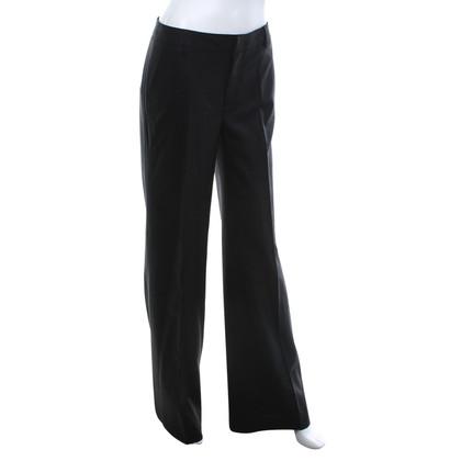 Bruuns Bazaar trousers in black
