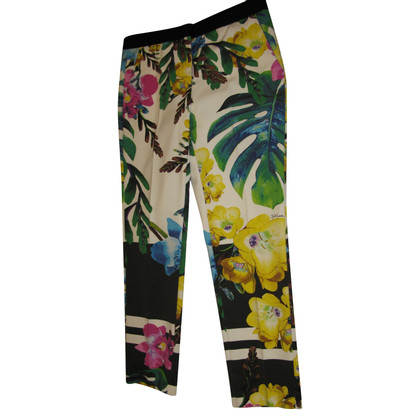 Just Cavalli Colorful trousers
