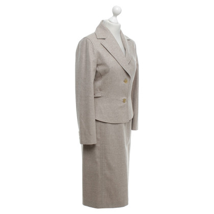 Max Mara Costume in beige