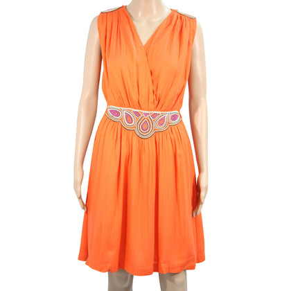 French Connection Kleid in Orange
